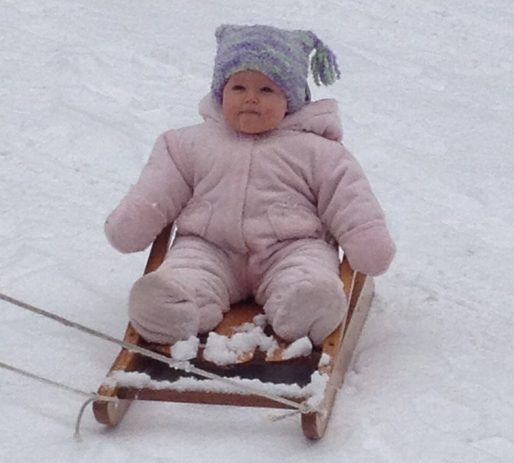 How to Enjoy Winter With a New Baby Part 2